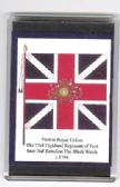 BLACK WATCH 1786 COLOURS LARGE FRIDGE MAGNET